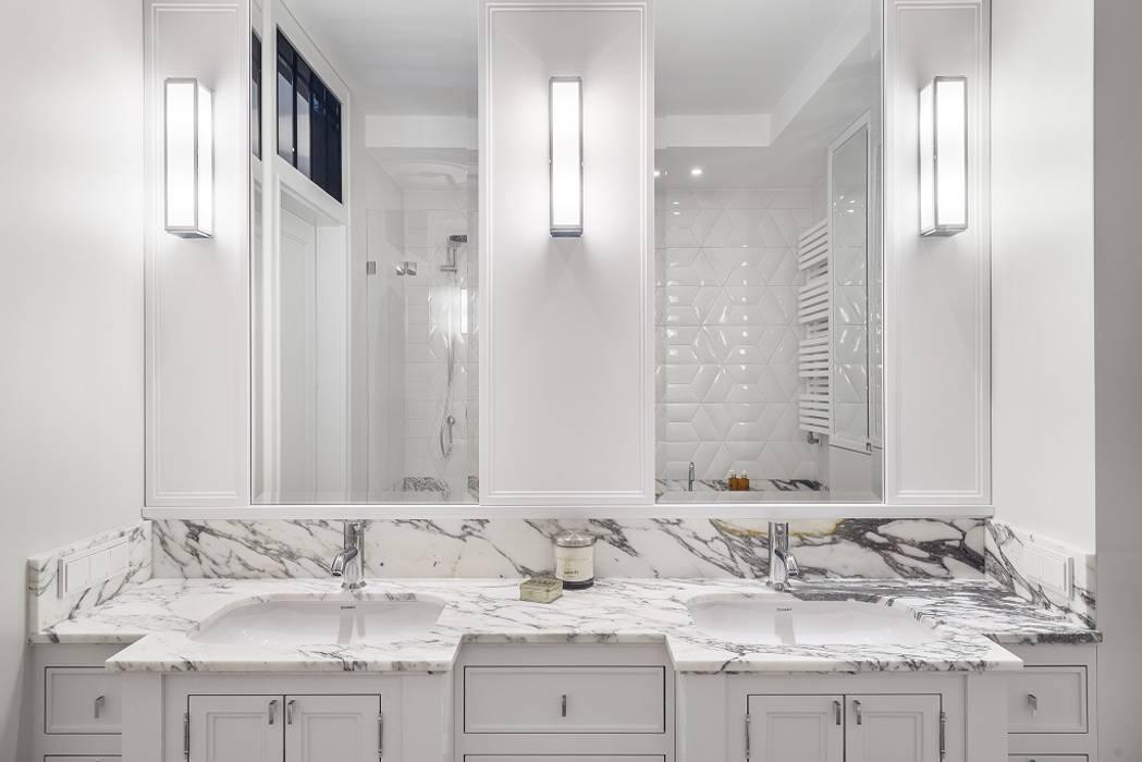 Sopot 2016 Minimalistyczna łazienka od JT GRUPA Minimalistyczny