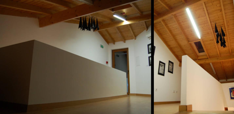 Peritraço Arquitectura Museum Modern