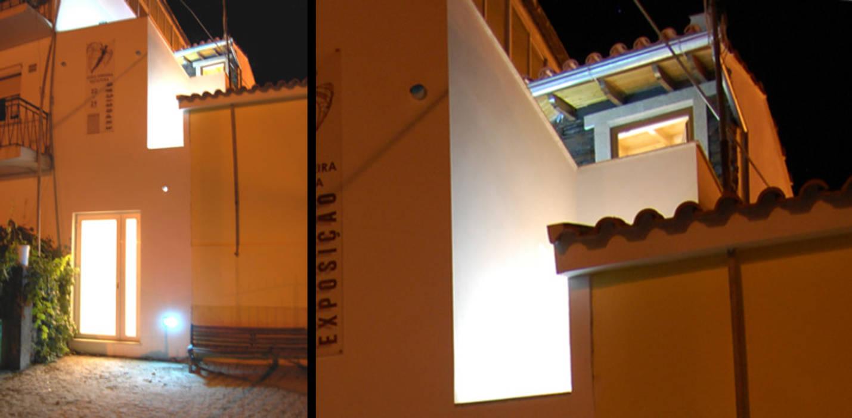 Peritraço Arquitectura Museos