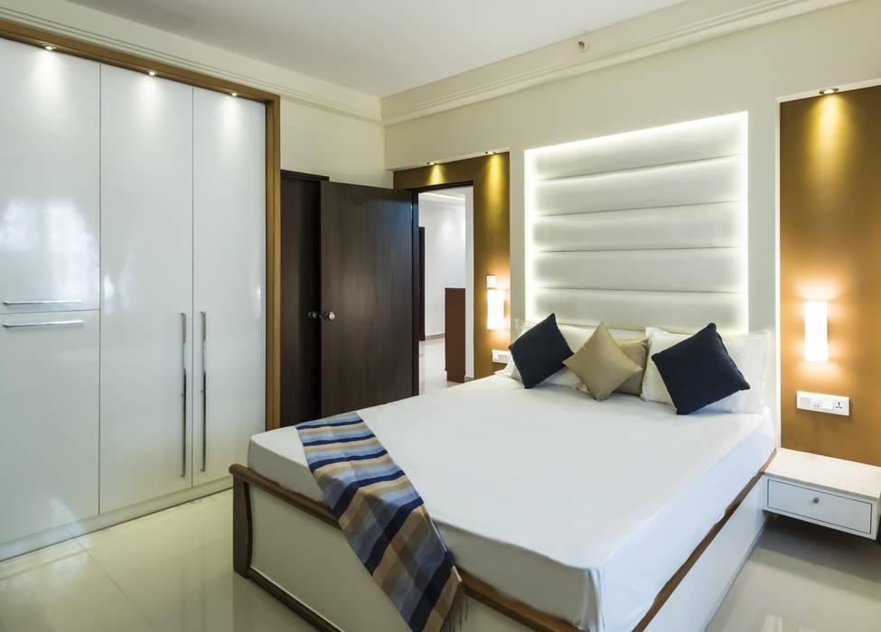 Modern style bedroom by Nandita Manwani Modern