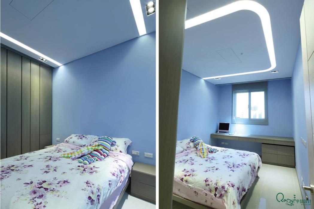 🍀:  嬰兒/兒童房 by 宇喆室內裝修設計有限公司