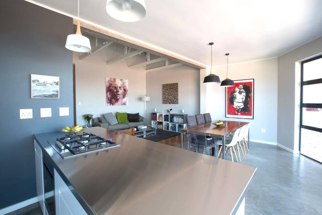 Dapur oleh Kunst Architecture & Interiors, Modern