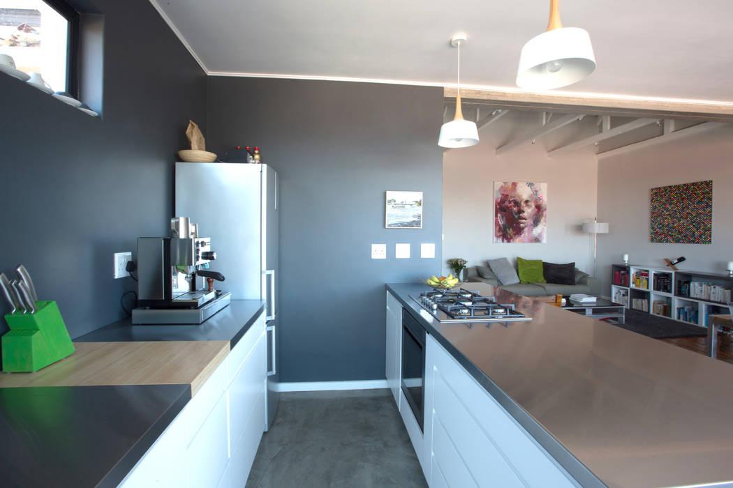 Nhà bếp phong cách hiện đại bởi Kunst Architecture & Interiors Hiện đại
