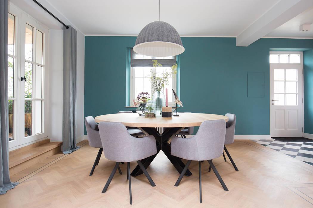 Interieurontwerp woning duitsland: woonkamer door mignon van de bunt