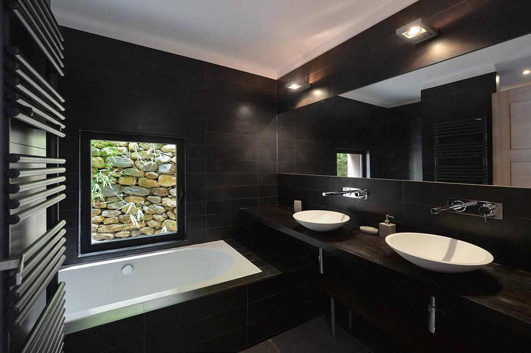 Mediterrane Badezimmer von Atelier Jean GOUZY Mediterran