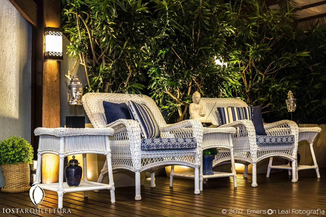 iost Arquitetura e Interiores Tropical style garden