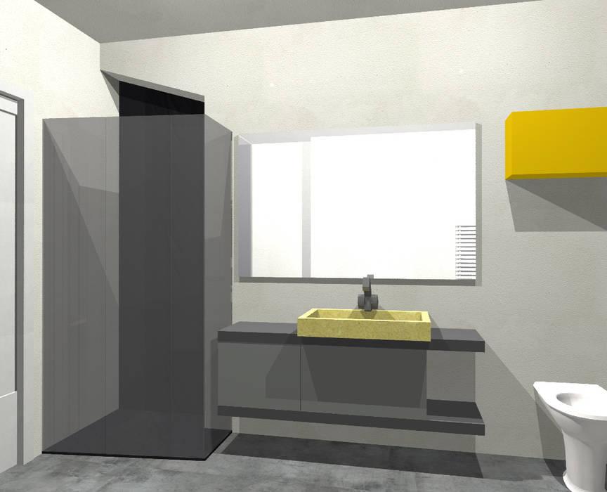 Progettare Il Bagno Di Casa : Casa z1 completamento lavori di casa di civile abitazione: bagno