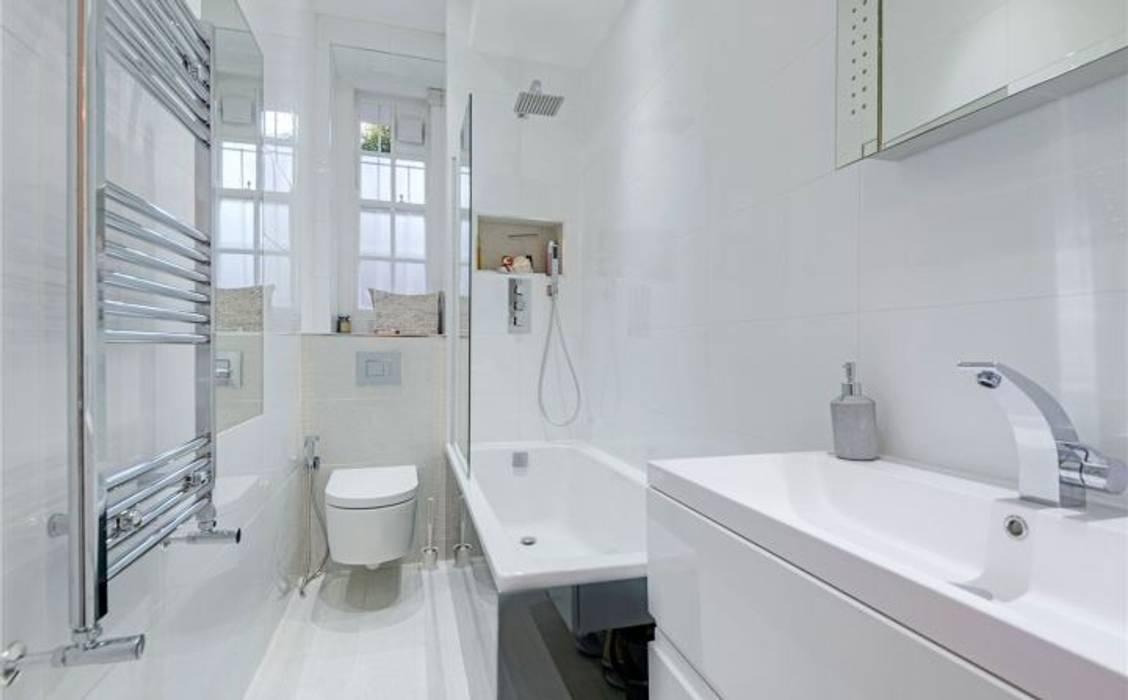 Bathroom Modern bathroom by Patience Designs Modern