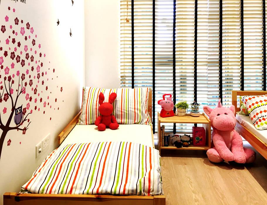 kids room RSDS Architects Nursery/kid's room