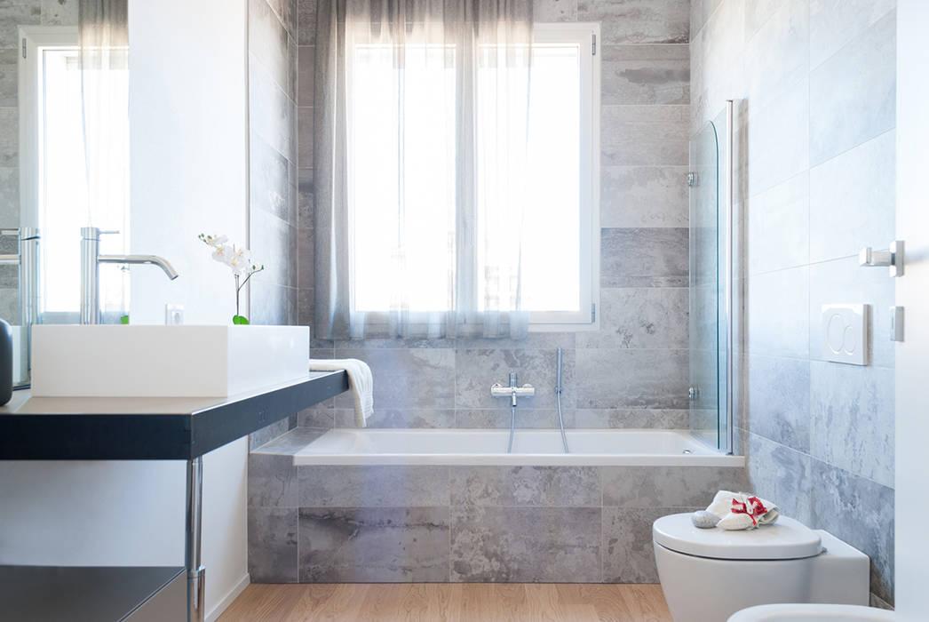 Bagno Stile Minimalista : Arredare il bagno in stile zen