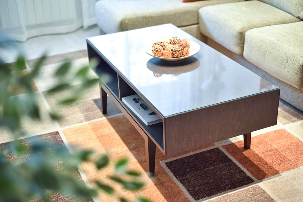 Modern Living Room by GokoStudio Modern