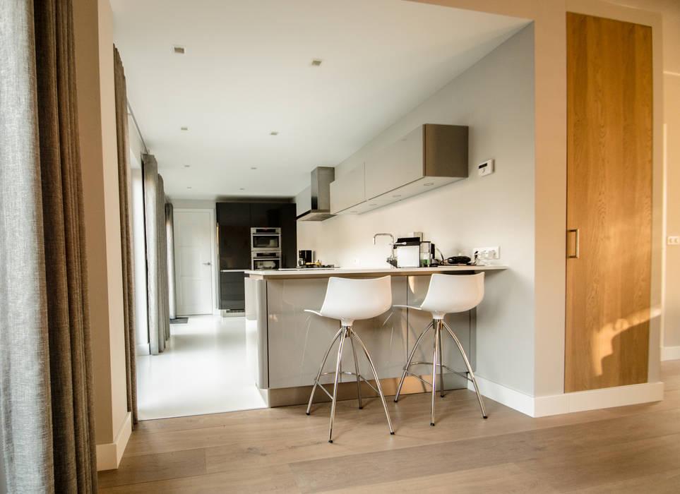 Van Toledo interieurontwerp & advies KitchenAccessories & textiles Grey
