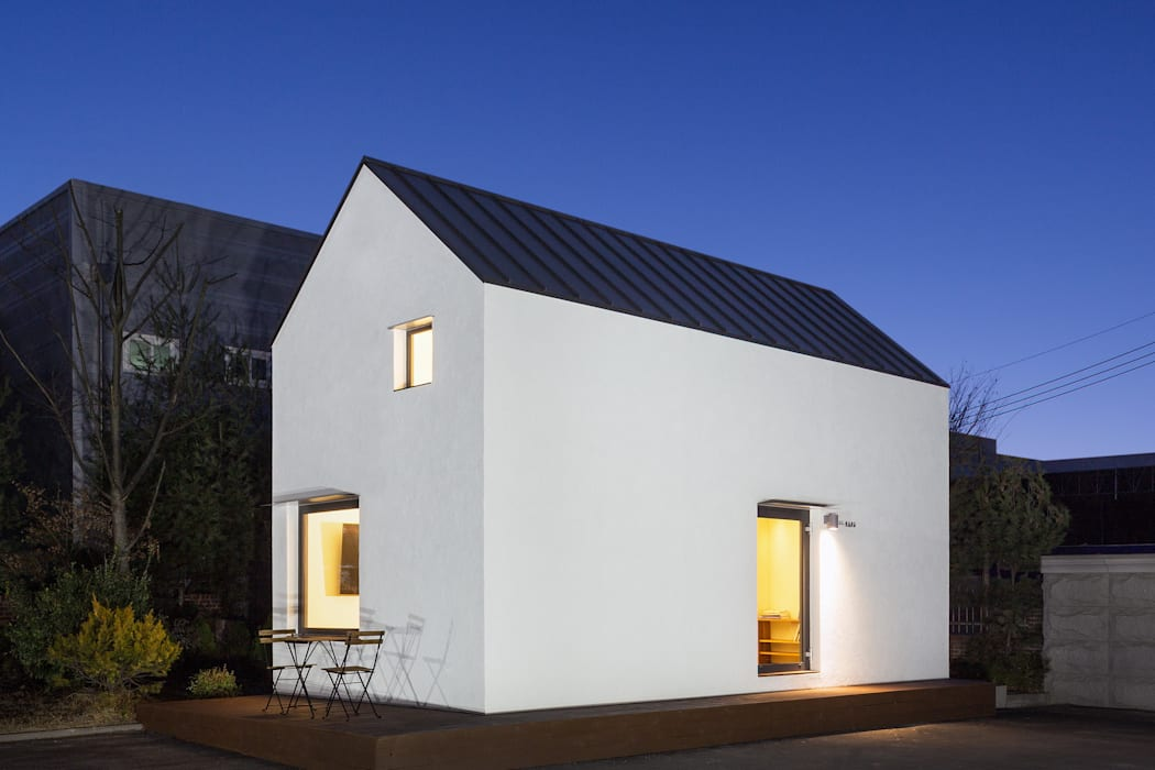 Houses by 픽셀 하우스 Pixel Haus,