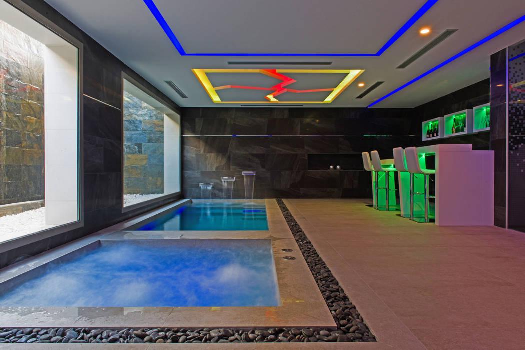 modern Spa by Miralbo Urbana S.L.