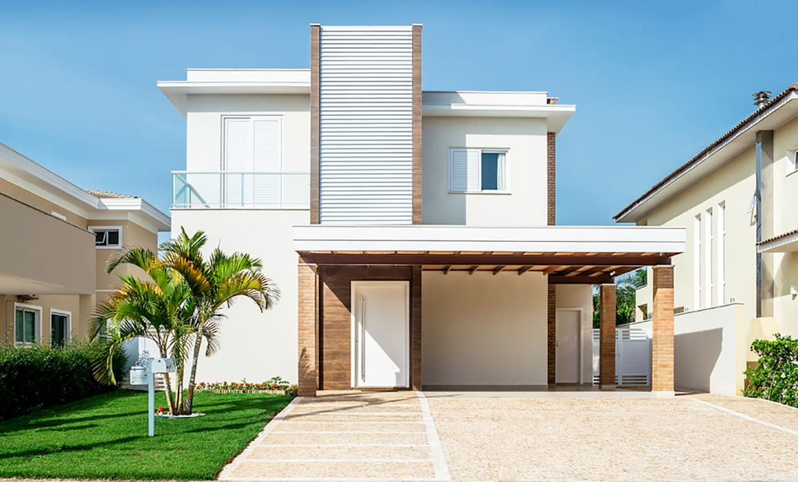 โดย Aresto Arquitetura โมเดิร์น