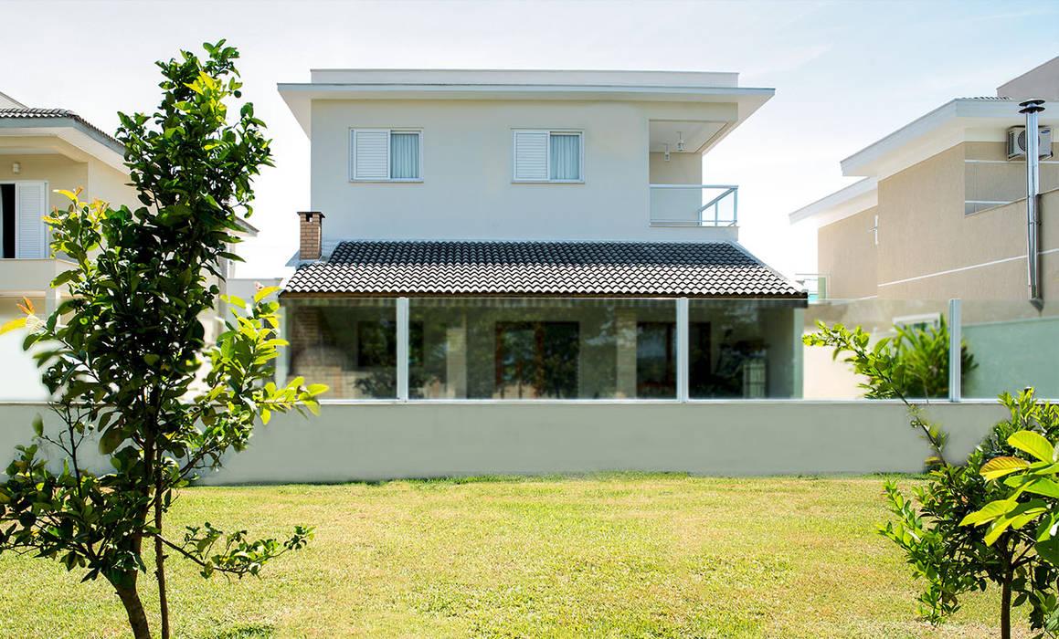 Дома в . Автор – Aresto Arquitetura