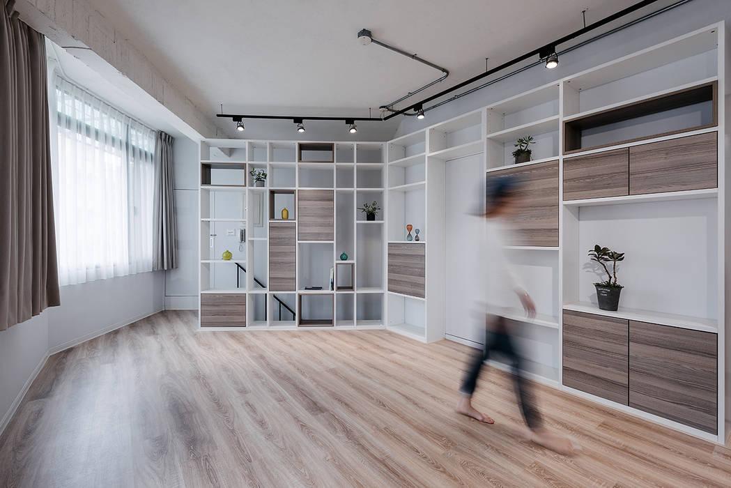 Dormitorios infantiles de estilo  de 隹設計 ZHUI Design Studio, Ecléctico