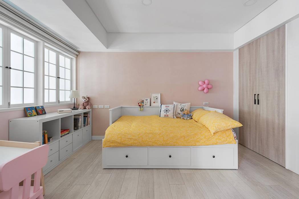 Classic style bedroom by 倍果設計有限公司 Classic