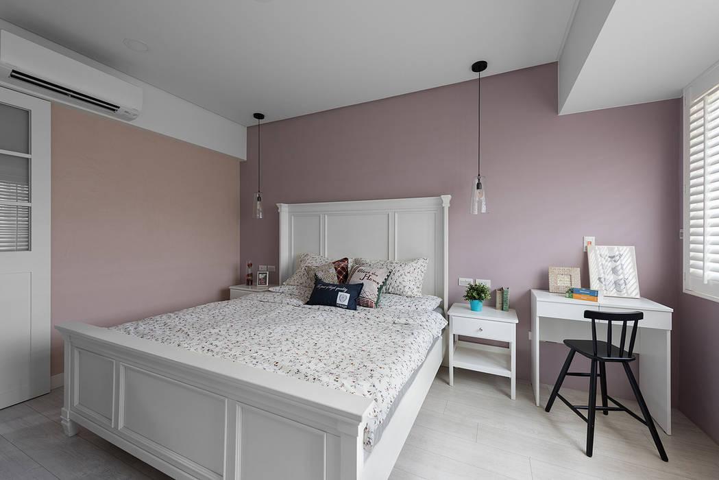 Dormitorios de estilo clásico de 倍果設計有限公司 Clásico