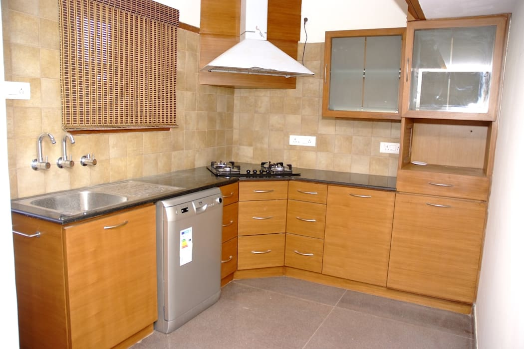 Kitchen by homify, Asian Plywood