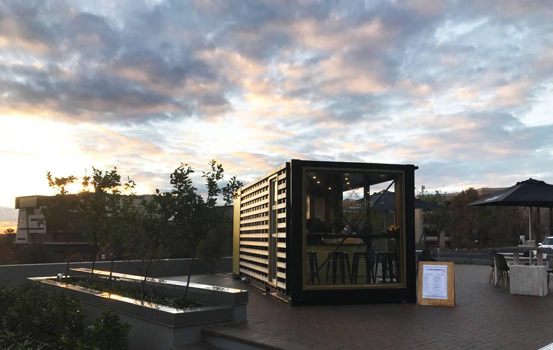 Bares y clubs de estilo moderno de A4AC Architects Moderno