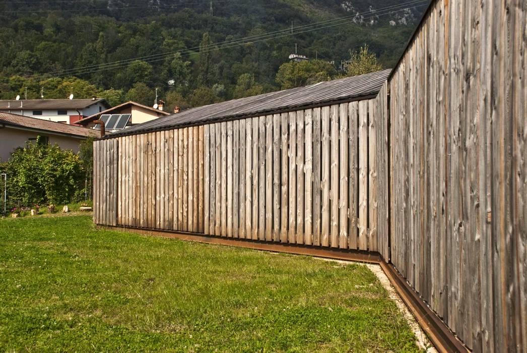 Rivestimento Casa In Legno : Prima casa passiva rivestimento in legno naturale case in stile