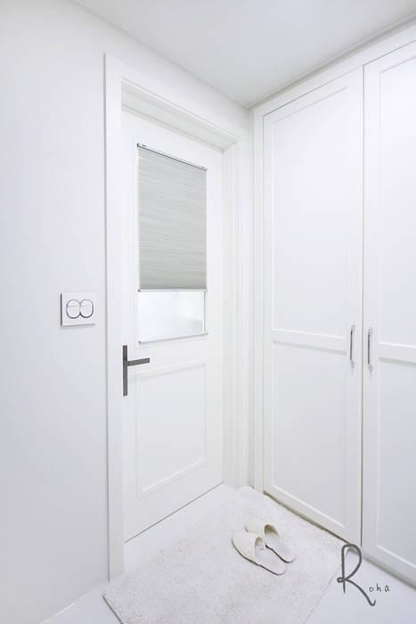 로하디자인 Mediterranean style dressing room