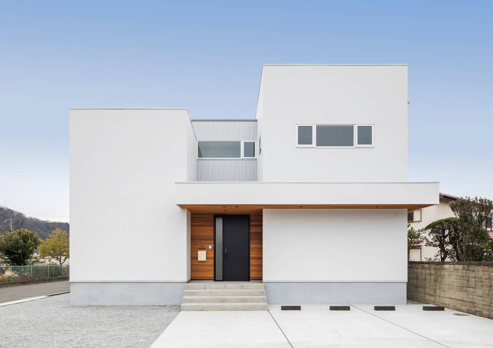 姫路市広畑区の家: 中村建築研究室 エヌラボ(n-lab)が手掛けた家です。