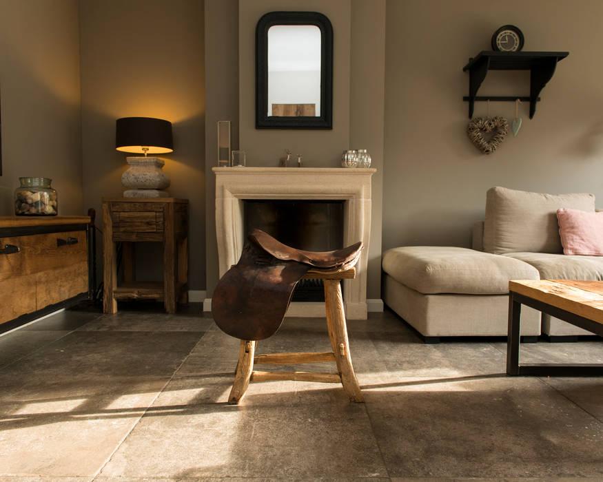 uiteraard horen mooie houten accessoires ook bij een compleet interieur woonkamer door restylexl
