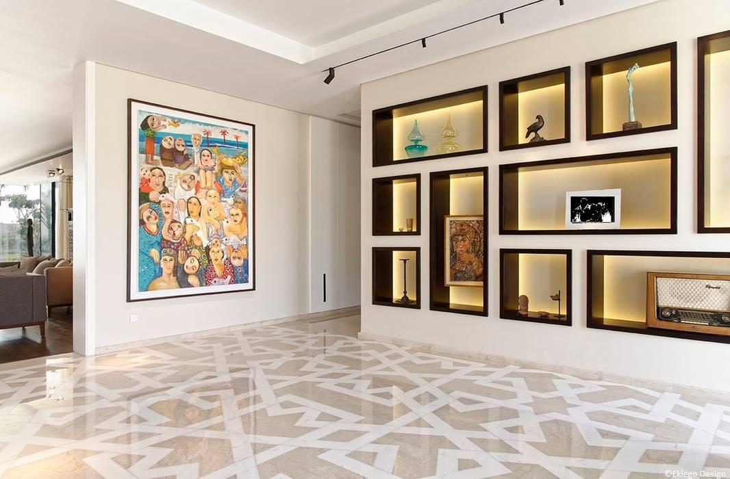 Entrance Hall:  Corridor & hallway by Jam Space Ltd