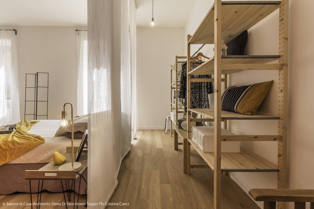 de estilo industrial por Sapere di Casa - Architetto Elena Di Sero Home Stager, Industrial