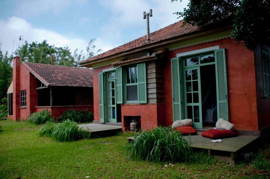บ้านและที่อยู่อาศัย โดย CABRAL Arquitetos, คันทรี่