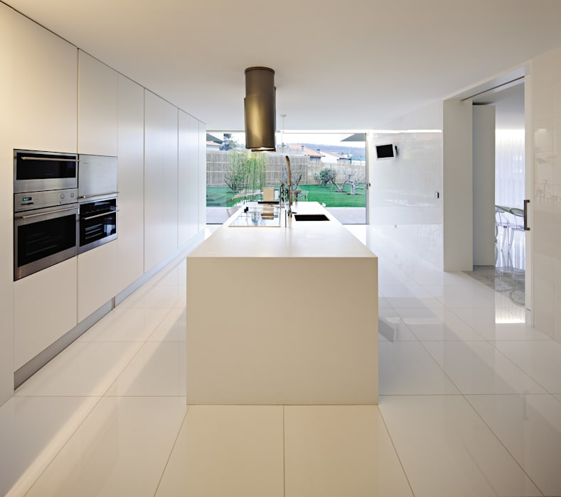 Valongo House Cozinhas modernas por CNLL Moderno
