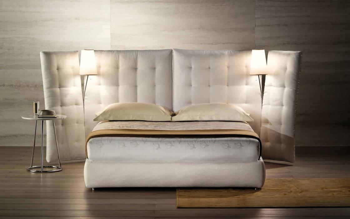 Dormitorios de estilo  por CORSO MOLIERE PROYECTOS
