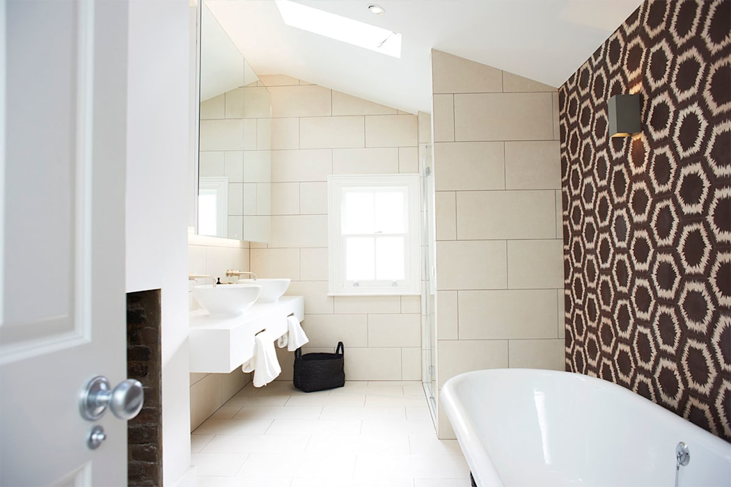 Bathroom by Finkernagel Ross GmbH, Modern