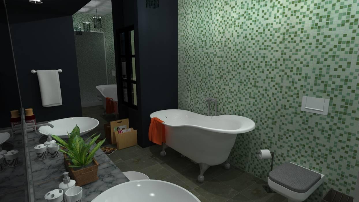 N.A. ARQUITECTURA Ванна кімната