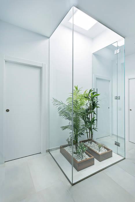 Vivienda Almeria Jardines de estilo minimalista de PL Architecture Minimalista