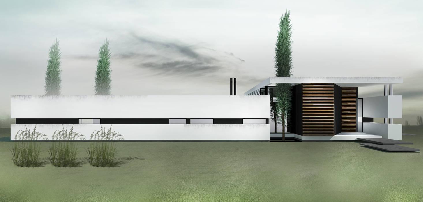 Proa Arquitectura ห้องนอน