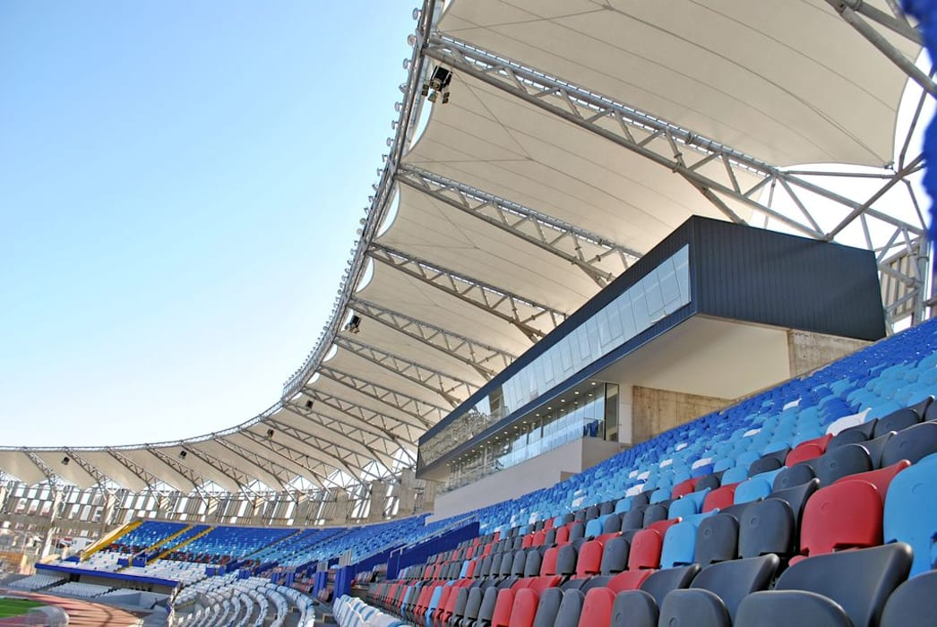 Estadio Antofagasta de Espacio Cubierto Moderno