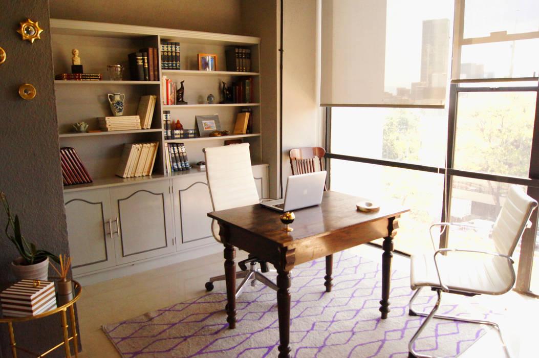 Privado Quinto Distrito Arquitectura Oficinas y tiendas