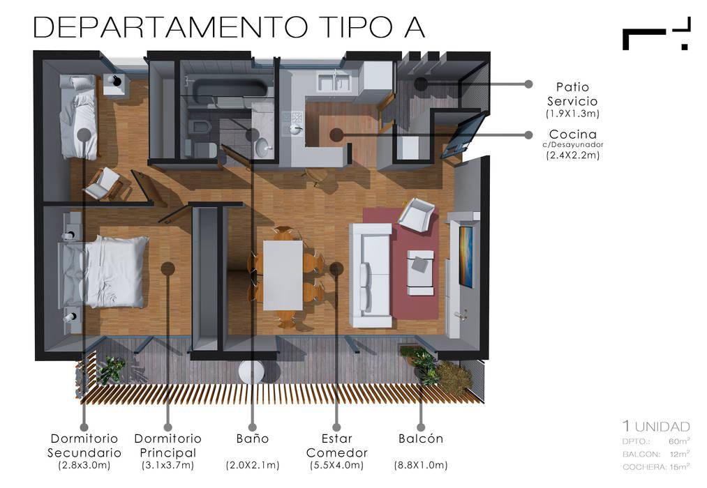 modern  by Juan Pablo Muttoni, Modern