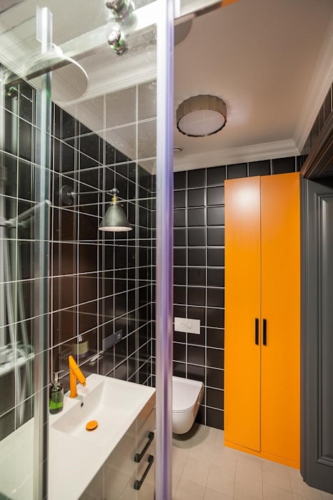 Kamar Mandi oleh Hampstead Design Hub, Industrial