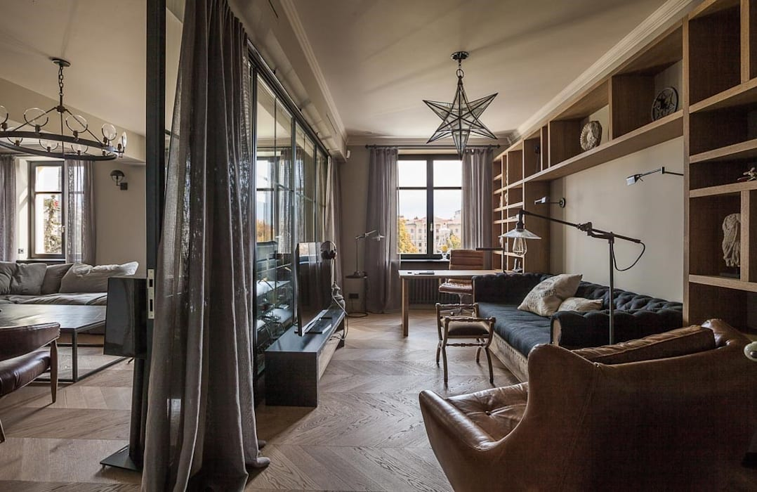 Study:  Study/office by Hampstead Design Hub
