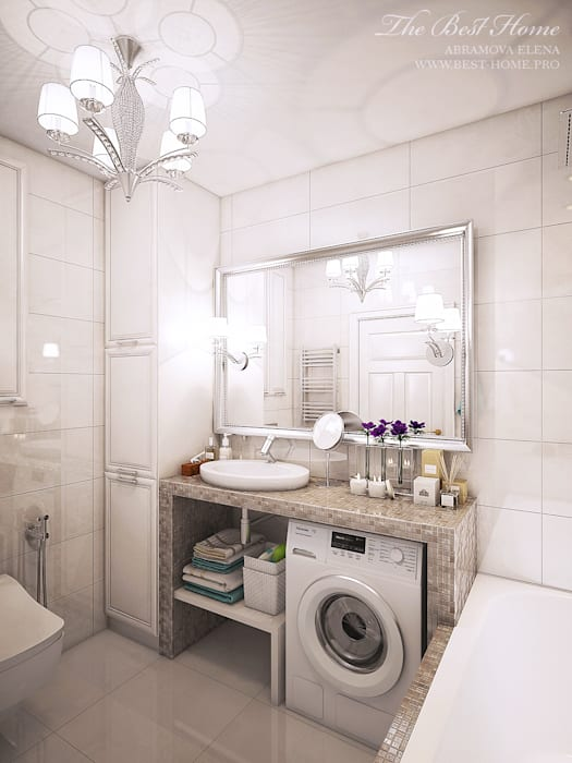 Best Home Classic style bathroom