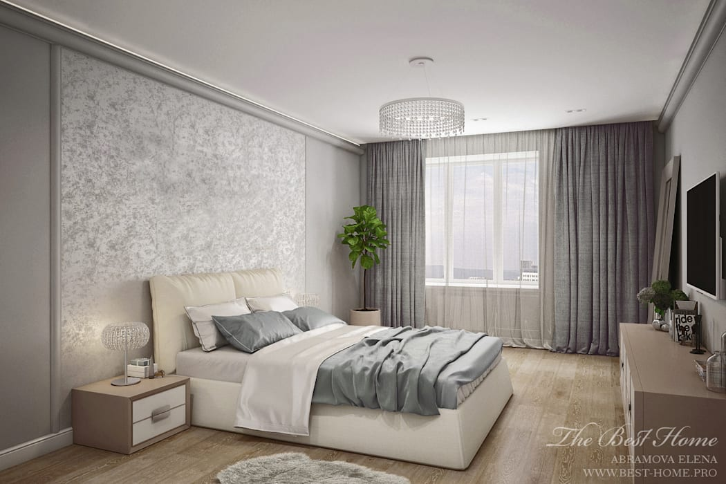 Best Home Eclectic style bedroom