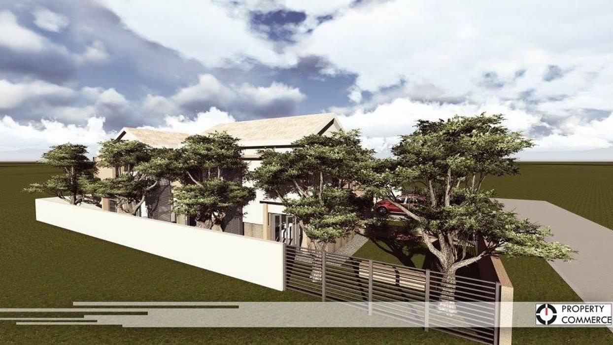 House Masienyana Property Commerce Architects Modern houses