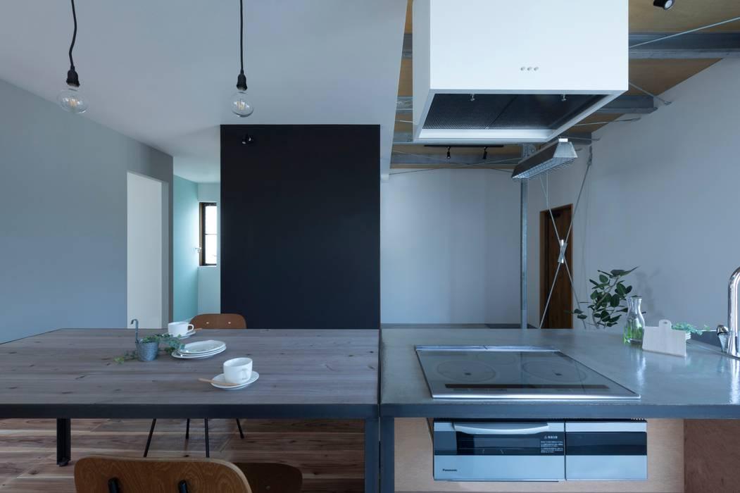 Industriële keuken door alts design office homify