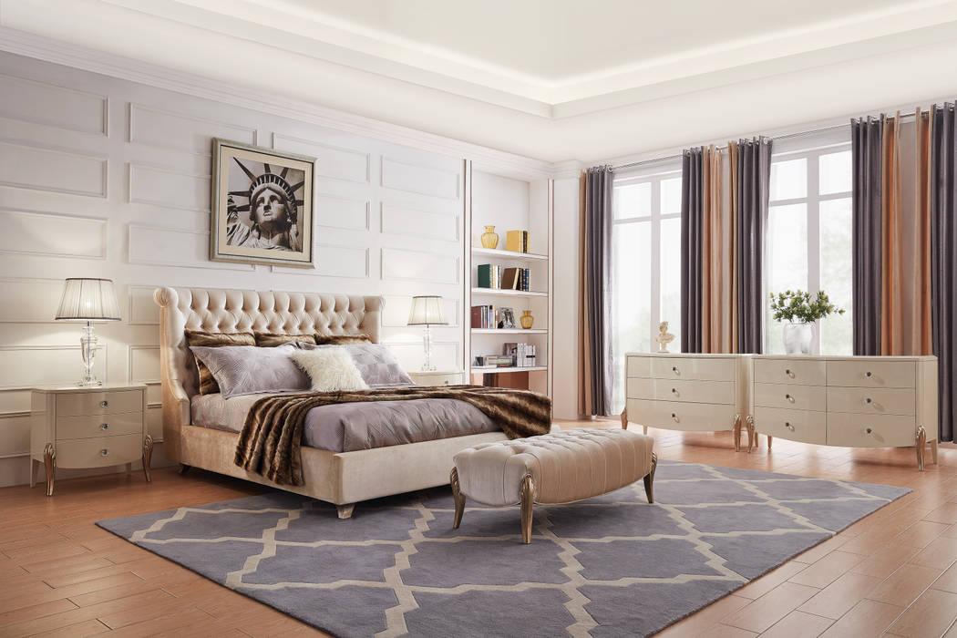 Спальня Roma: Спальни в . Автор – Neopolis Casa