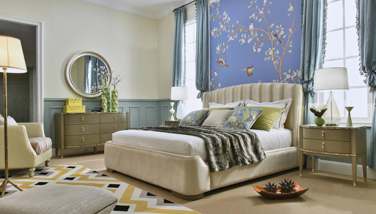 Спальня Modena: Спальни в . Автор – Fratelli Barri,