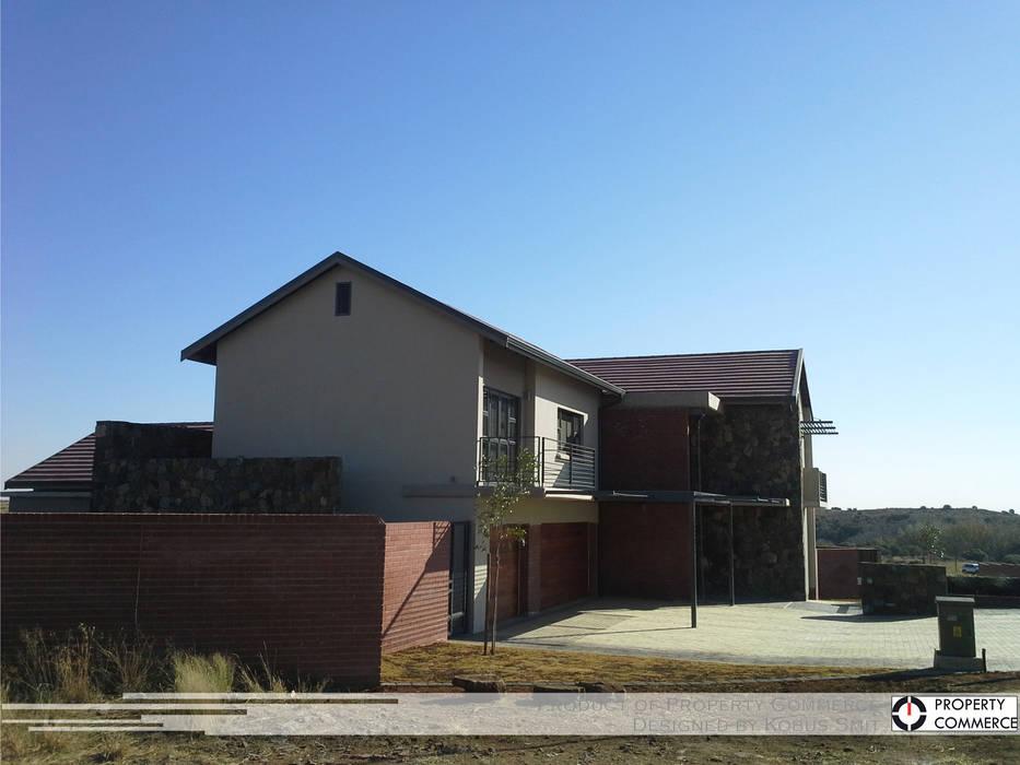 Property Commerce Architects Moderne Häuser